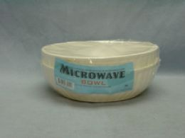 36 Bulk Microwave 2 Piece Set Round