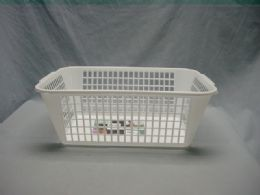 36 Bulk Plastic Basket Rectangle