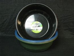 24 Bulk Plastic Basin Round