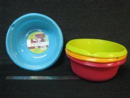 24 Bulk Plastic Basin Round New Material