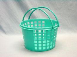 144 Bulk Plastic Hand Basket