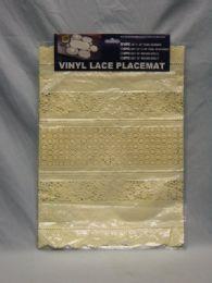 144 Bulk Oval Runner Vinyl Lace