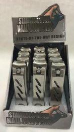 48 Bulk Large Stainless Steel Nail Clipper