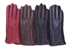 72 Bulk Women's Cotton Winter Glove