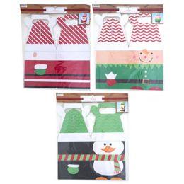 24 Bulk Gift Box Christmas Giant With Handle