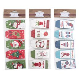 36 Bulk Gift Tags With Strings
