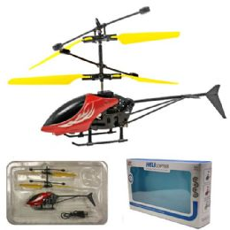 12 Bulk Flying Toy Helicopter
