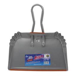 12 Bulk Metal Dust Pan