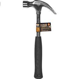 6 Bulk Tubular Steel Claw Hammer