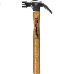 6 Bulk Wood Claw Hammer