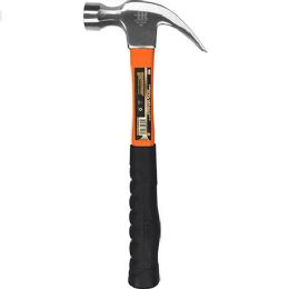 6 Bulk Fiberglass Claw Hammer
