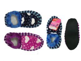 144 Bulk Socks Women With Dots