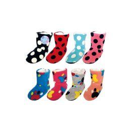 36 Bulk Kid's Fuzzy Boots