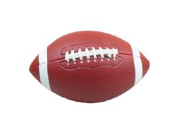 6 Bulk Size 9 Machine Sewing Faux Leather Football