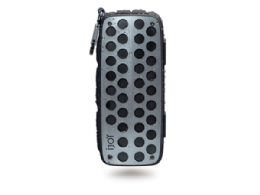 3 Bulk Ijoy Rugged Shell Splashproof Bluetooth Speaker In Black