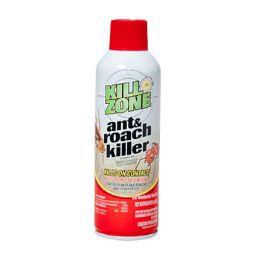12 Bulk Ant & Roach Killer Aerosol Killzone