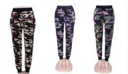 54 Bulk Active Yoga Sweatpants Workout Joggers Cotton Lounge Wear