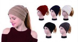 36 Bulk Womens Girls Winter Warm Soft Stretch Knitted Head Wrap