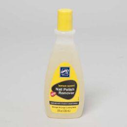12 Bulk Nail Polish Remover Lemon Scent