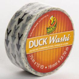 24 Bulk Tape Crafting Duck Washi Arrow