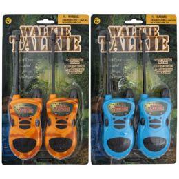 12 Bulk Walking Talkie Two Pack