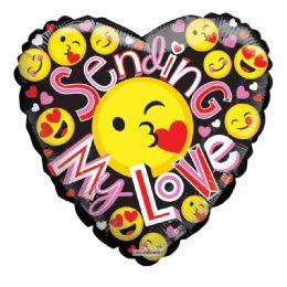 20 Bulk Send My Love Valentines Day Balloon