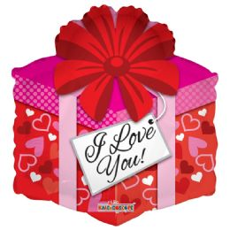 50 Bulk I Love You Valentines Day Balloon
