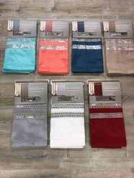 36 Bulk Shower Curtain Destiny With Hooks Assorted