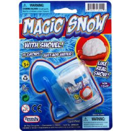 72 Bulk Magic Snow Set