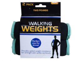 9 Bulk 2 Pack 2 Pound Walking Weights