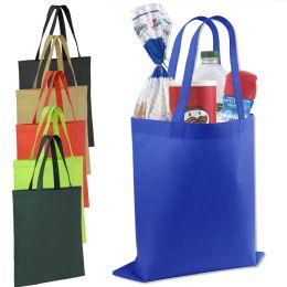100 Bulk Promo 15 X 14 Non Woven Tote Bag