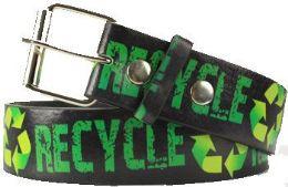 96 Bulk Recycle Printed Belt