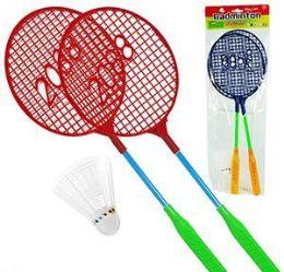48 Bulk 3 Piece Badminton Sets