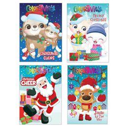 20 Bulk Christmas Coloring Books