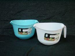 72 Bulk Plastic Mixing Bowl