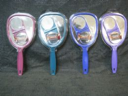 72 Bulk Hand & Pocket Mirror Set