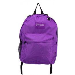 24 Bulk Kids Classic Backpacks In Purple