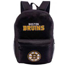 24 Bulk Boston Bruins Bulk Backpacks In Black