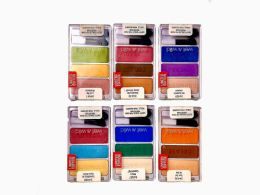 50 Bulk Assorted Wet N Wild Trio Eyeshadows