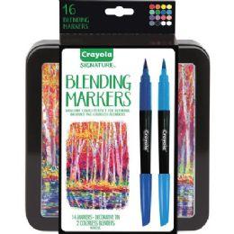 24 Bulk Crayola Signature Blending Markers
