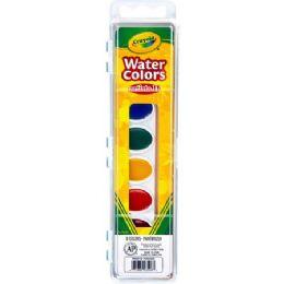 216 Bulk Crayola Artista Ii Watercolor Set