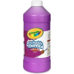 72 Bulk Crayola Washable Tempera Paint