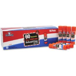 36 Bulk Elmer's Washable All Purpose School Glue Sticks Pack