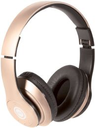 24 Bulk Power 3 Wireless Wireless Headphones Solid Rose Gold