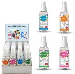 24 Bulk Hand Sanitizer Spray Cologne 2oz 70% Alcohol