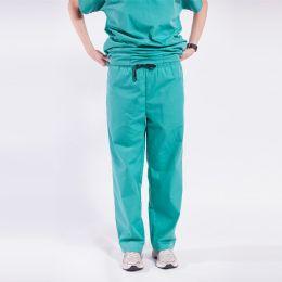 48 Bulk Ladies Green Medical Scrub Pants Size Small