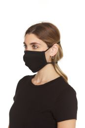 12 Bulk Yacht & Smith Cotton Face Cover, Breathable & Comfortable Washable Safety Cover