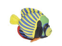36 Bulk Wild Republic Sea Critters Plush Angelfish
