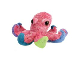 9 Bulk Sweet And Sassy 12in Octopus Plush Toy