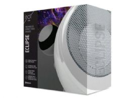 3 Bulk Ijoy Eclipse White Pairing Bluetooth Speakers With Carrying